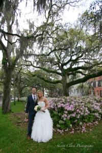 Chippewa Square Featured Ceremony Venue Savannah Wedding Planner Everlasting Memories